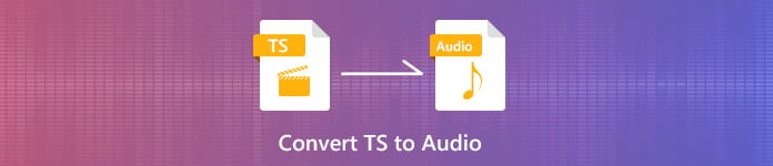 TS to Audio