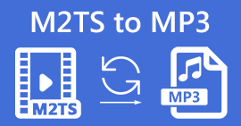 M2TS to MP3