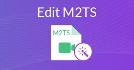 M2TS را ویرایش کنید