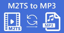 M2TS til MP3