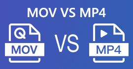 MOV vs MP4