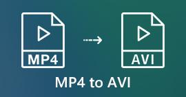 MP4 в AVI