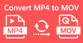 MP4 to MOV