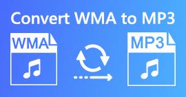 WMA ל- MP3