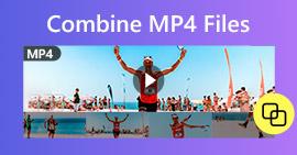 Kombiner MP4-filer