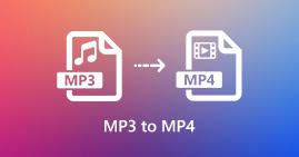 MP3 ל MP4