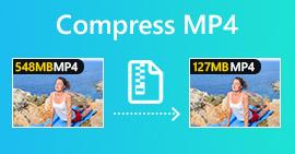 Compress MP4