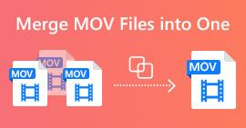 Slå sammen MOV-filer til ett