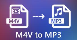 M4V ל- MP3