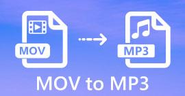 MOV ל- MP3