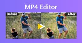 MP4 Editor
