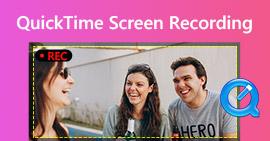 Quicktime Screen Recording