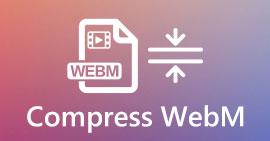 Komprimer WebM