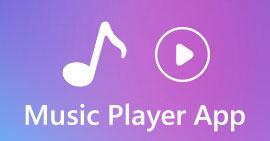 Aplikacja odtwarzacza muzyki