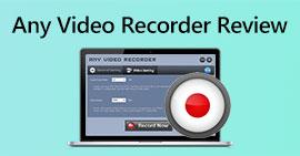 Eventuell videoopptaker gjennomgang