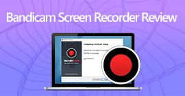 Bandicam Screen Recorder Review