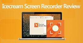 Icecream Screen Recorder Review