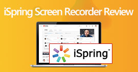 iSpring Screen Recorder Review