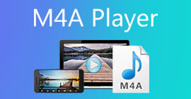 M4A Player