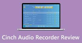 بررسی ضبط صوت Cinch
