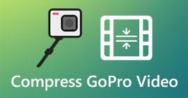 Komprimer GoPro Video