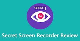 Secret Screen Recorder Review