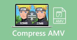 Komprimer AMV