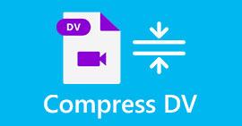 Komprimer DV