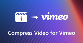 Compress Video for Vimeo