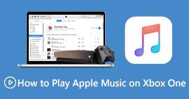 Graj w Apple Music na Xbox One