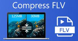 Komprimer FLV