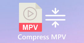 Komprimer MPV