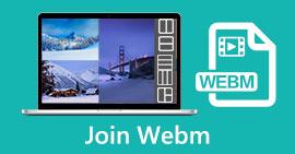 Slå sammen WebM