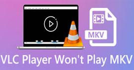 VLC Player wygrał' nie zagraj