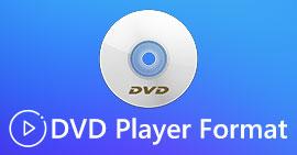 DvD Player Format