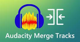Audacity Merge Tracks