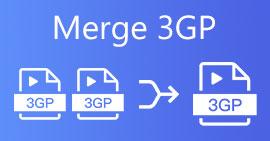 Slå sammen 3GP