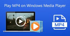 Odtwórz MP4 w Windows Media Player