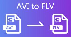 AVI เป็น FLV