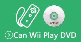 Kan Wii spille DVDer