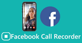ضبط تماس فیس بوک