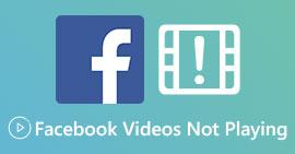 फेसबुक वीडियो नहीं चल रहा