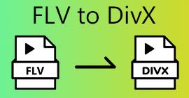 FLV เป็น DivX