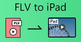 FLV เป็น iPad