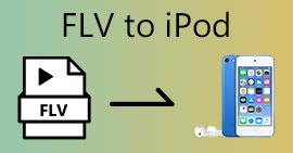 FLV เป็น iPod