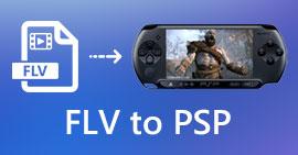 FLV เป็น PSP