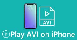 Graj w AVI na iPhonie