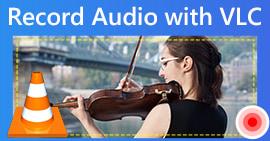 rekam audio dengan vlc s