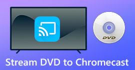 Streame DVD to Chromecast