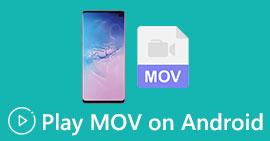 Odtwarzaj pliki MOV na Androida